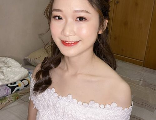 Su Zhen R.O.M makeup and hairdo