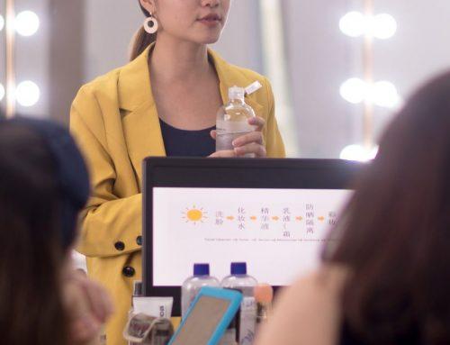 BTS Korean Makeup Class